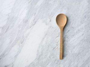 Cucina in Marmo Bianco